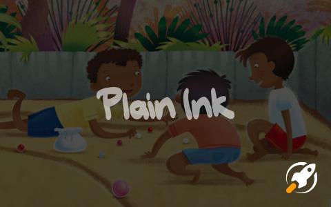 PLAIN INK