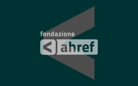 FONDAZIONE AHREF