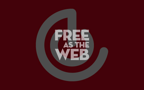 FREE AS THE WEB