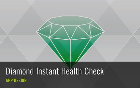 DIAMOND INSTANT HEALTH CHECK